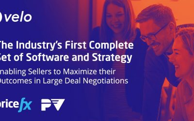 Profit Velocity Introduces Velo, The Industry's First Strategic Large Deal Negotiation Solution